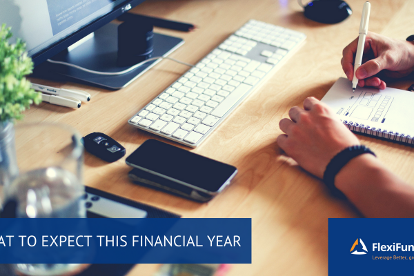 What to expect this financial year