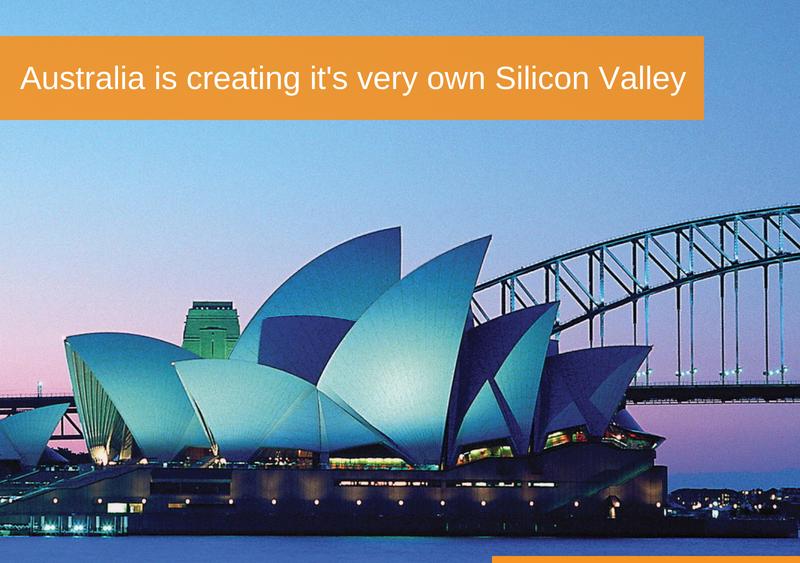 australia silicon valley