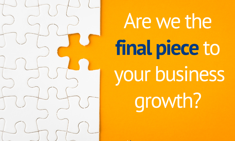 orange image with puzzle piece missing for premium funding