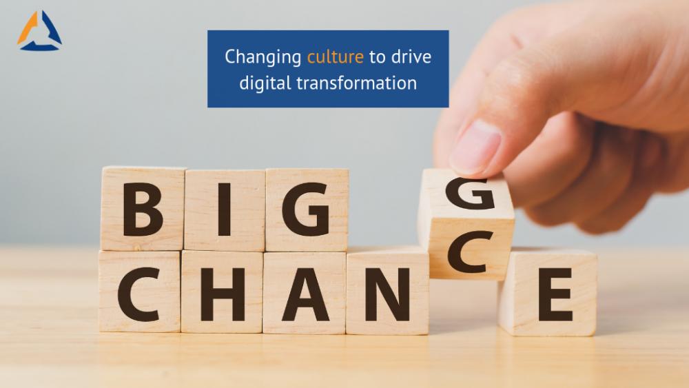 Drive digital change