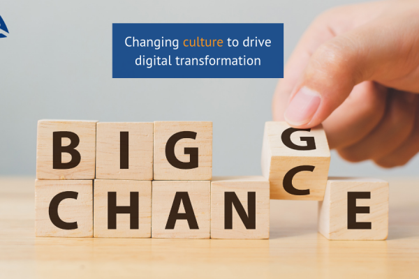 Drive digital change